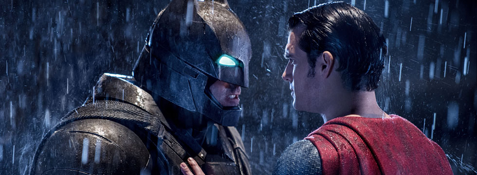 Batman v Superman Dawn of Justice