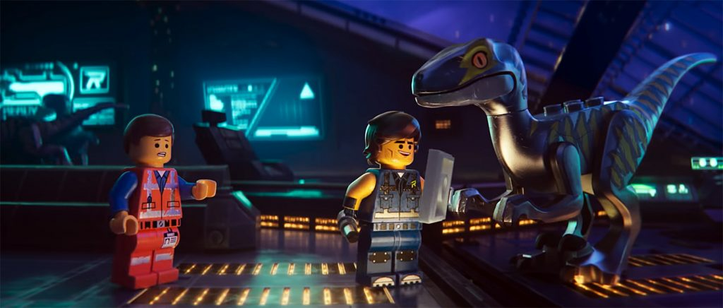 The Lego Movie 2: The Second Part 1