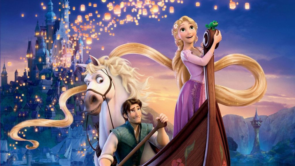 Disney: Tangled