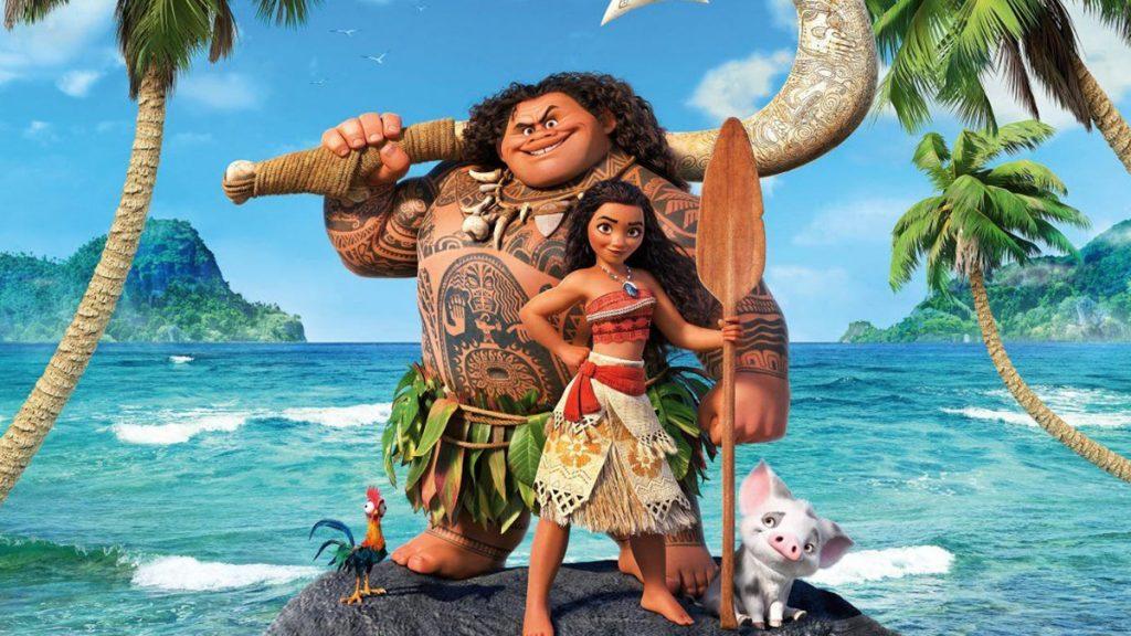 Disney: Moana