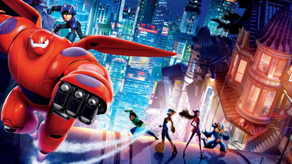 Disney: Big Hero 6