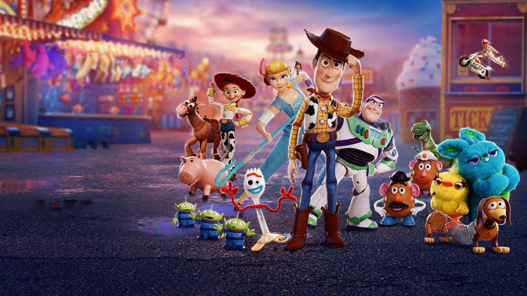 Pixar: Toy Story 4