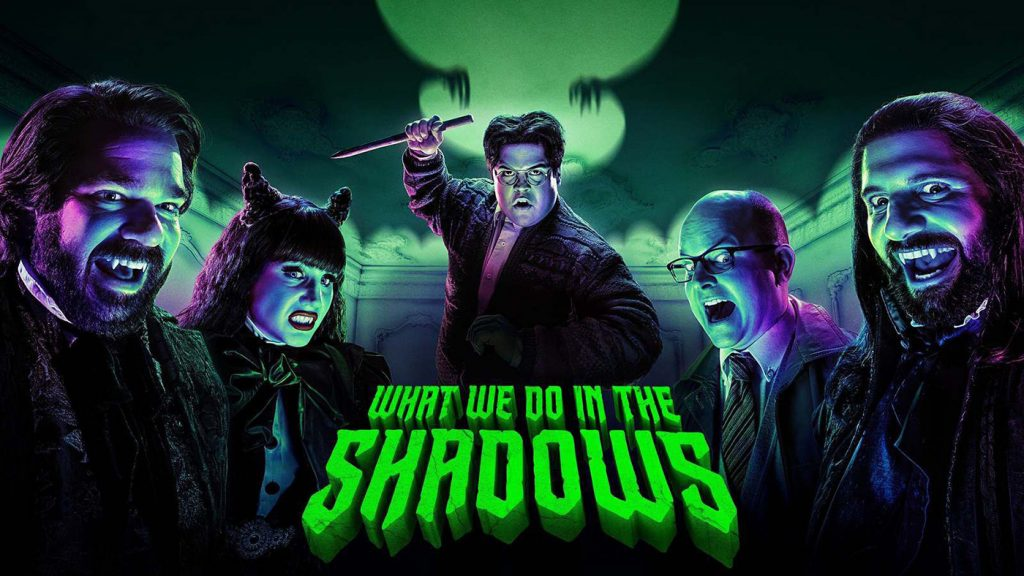 What We Do In The Shadows BBC iPlayer
