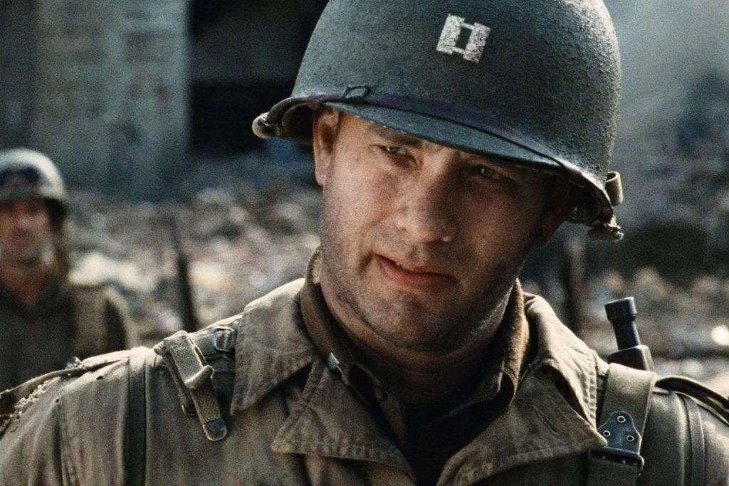 Tom Hanks: Saving Private Ryan