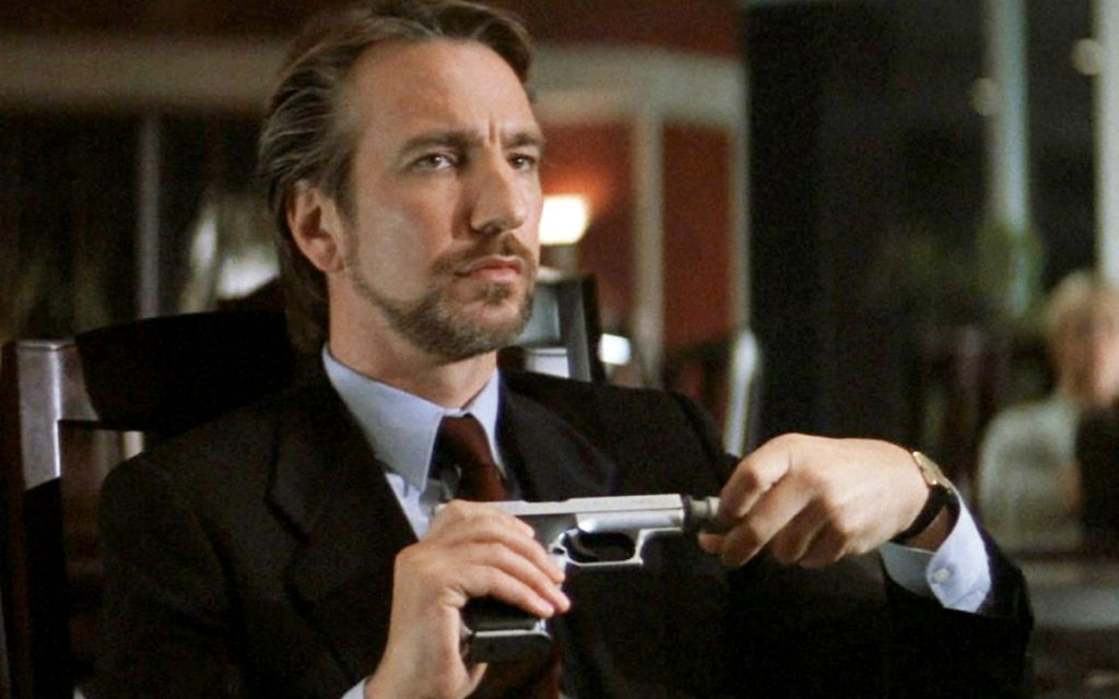 Movie Villains: Hans Gruber
