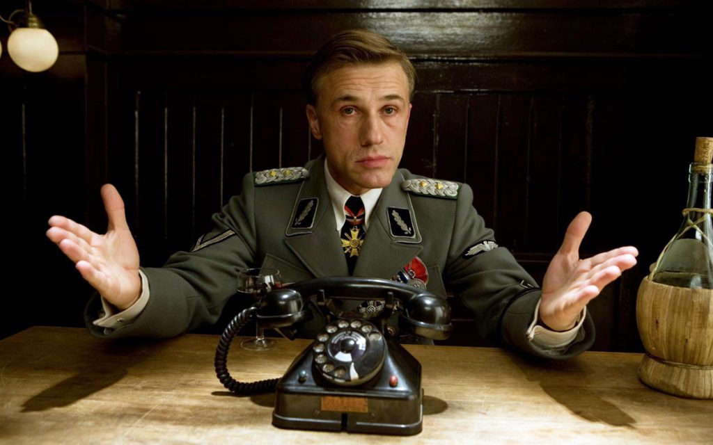 Movie Villains: Hans Landa