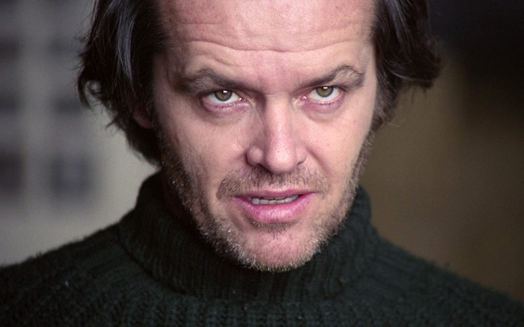 Movie Villains: Jack Torrance