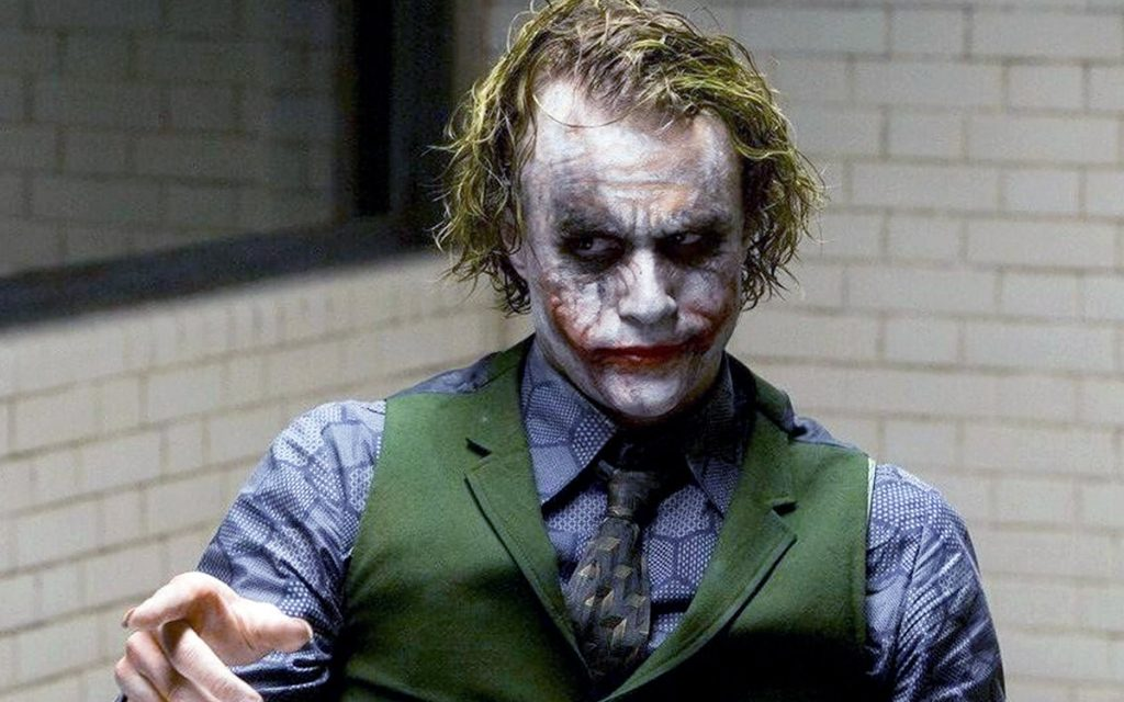 Movie Villains: The Joker