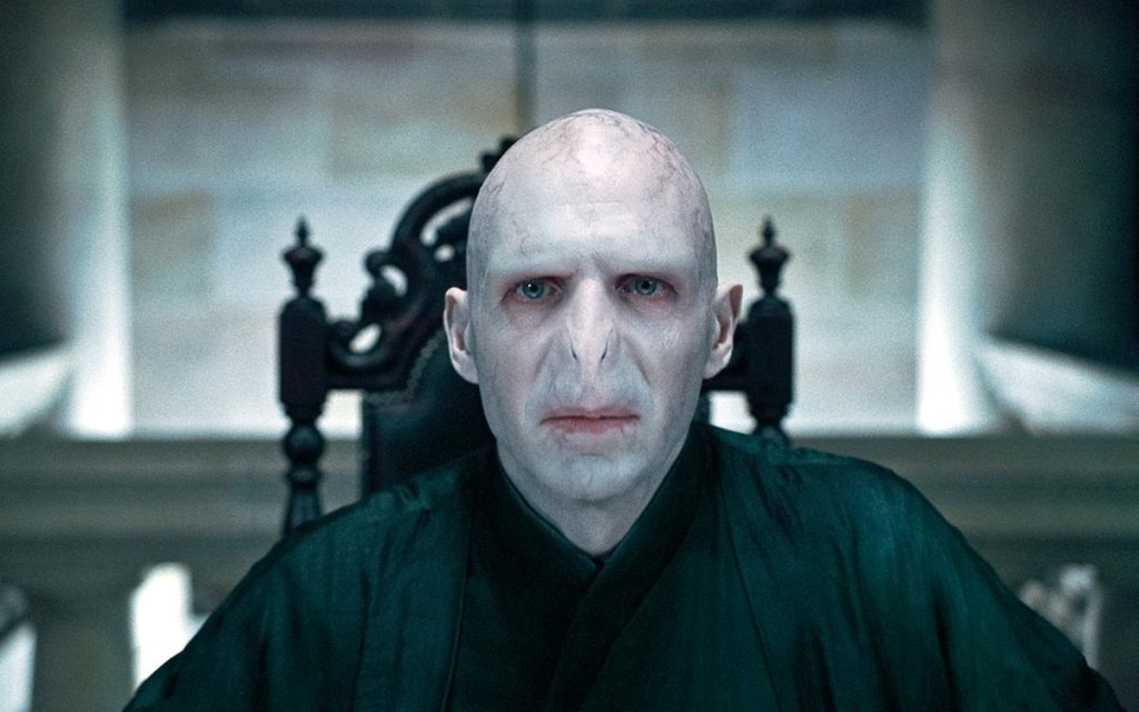 Movie Villains: Voldemort