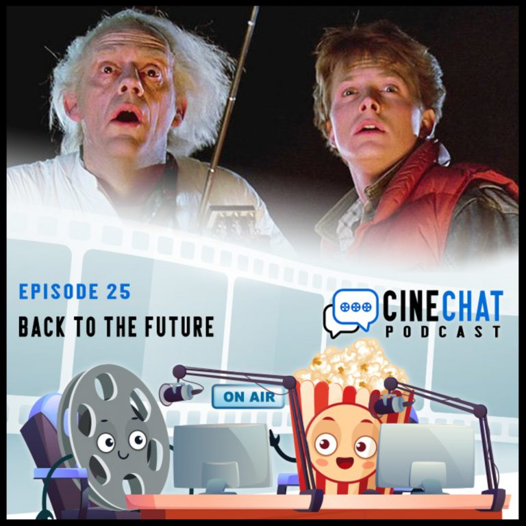 Episode 25:  Back to the Future Trilogy