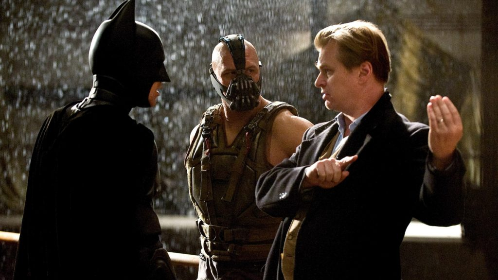 Christopher Nolan: The Dark Knight Rises