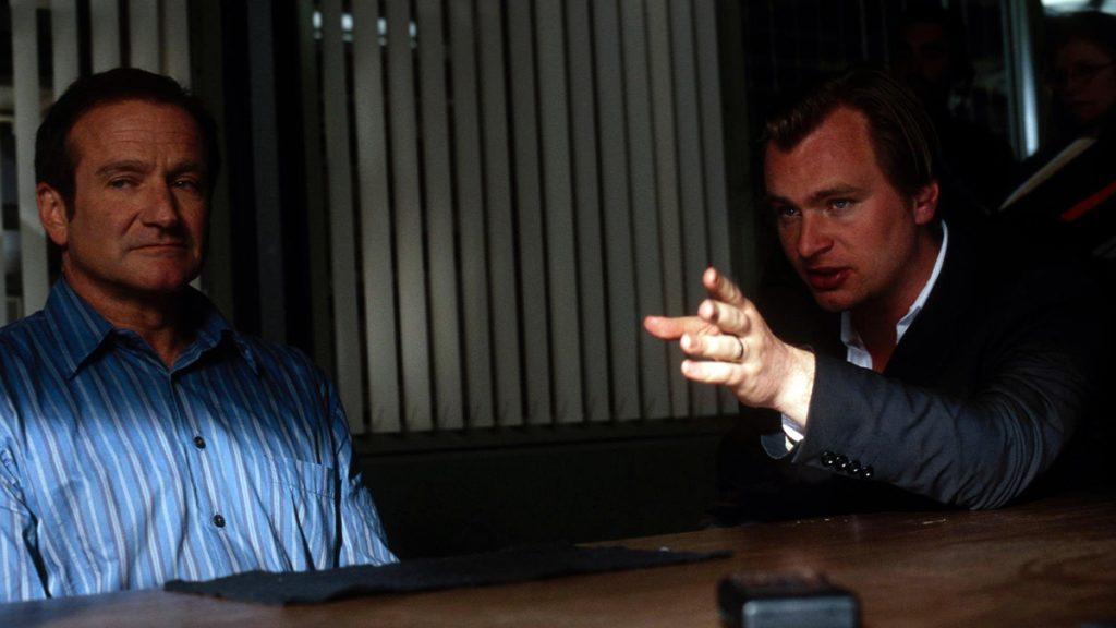 Christopher Nolan: Insomnia