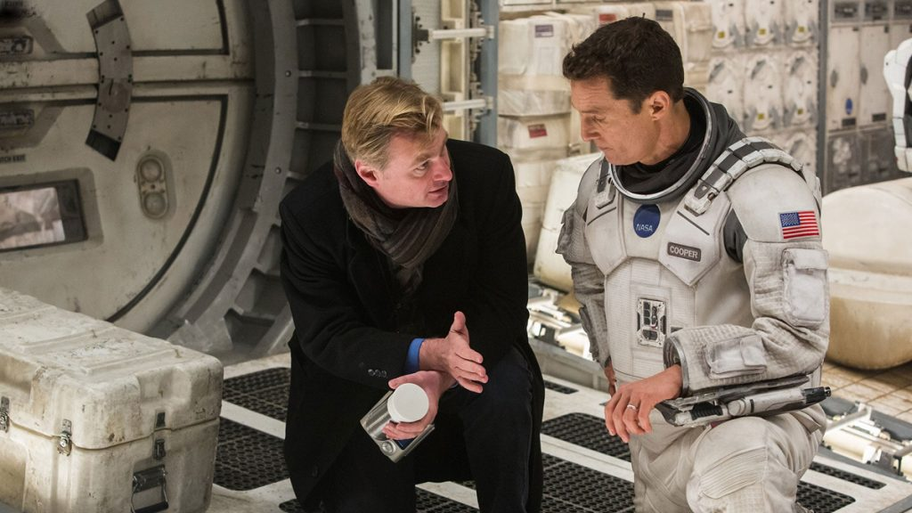 Christopher Nolan: Interstellar