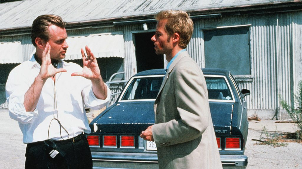 Christopher Nolan: Memento