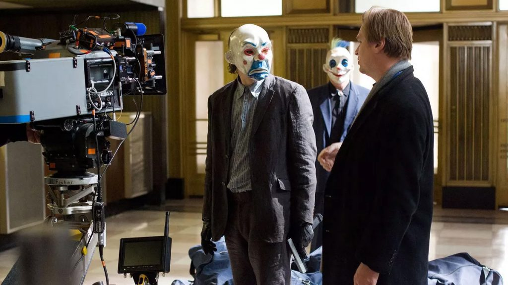 Christopher Nolan: The Dark Knight