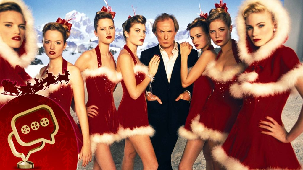 Love Actually: Christmas is all around me