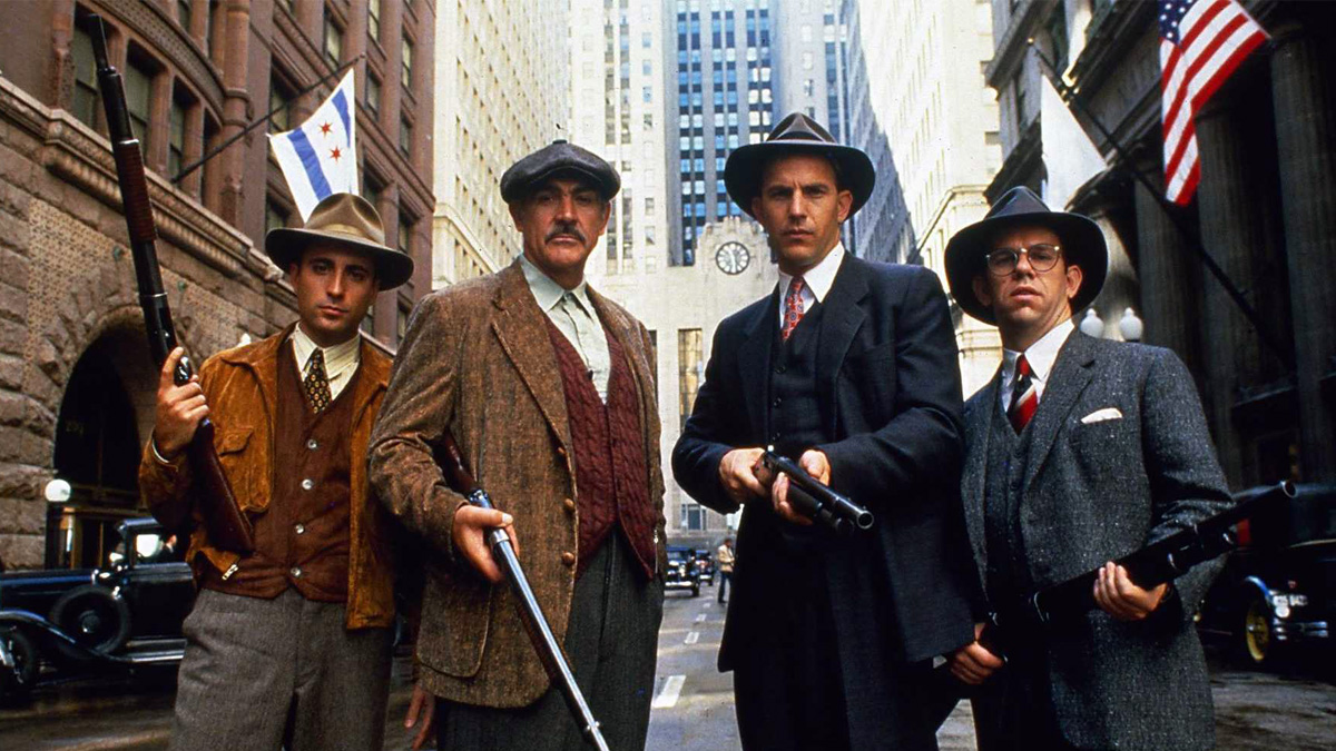 The Untouchables Review