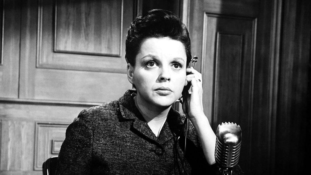 Judy Garland: Judgement at Nuremberg