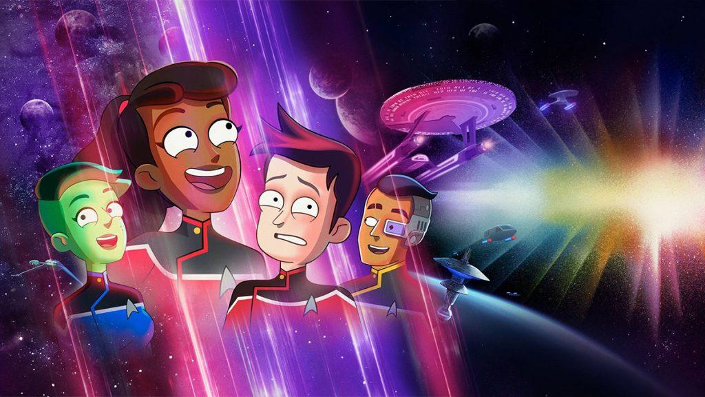 REVIEW: Star Trek: Lower Decks